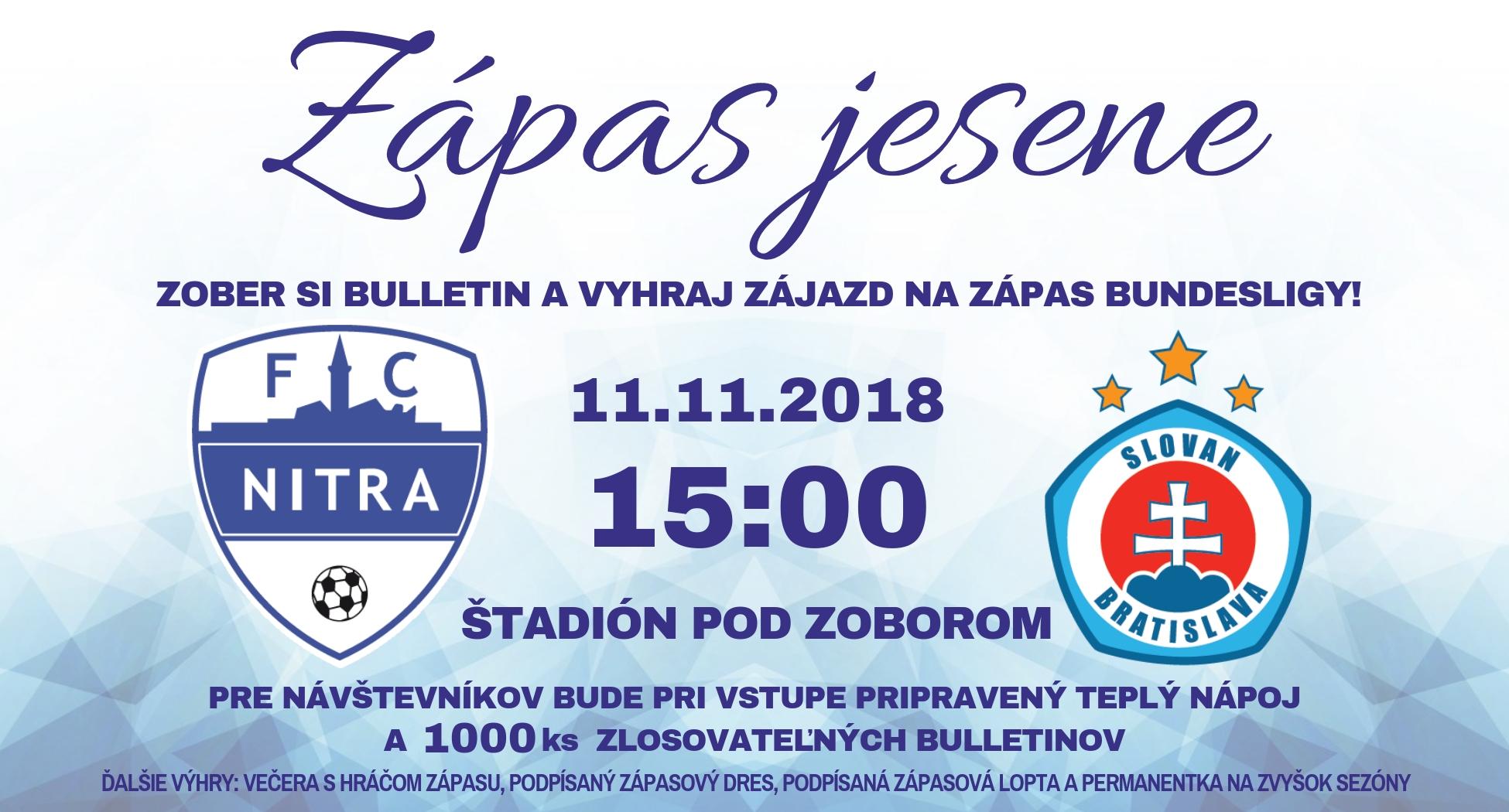 53786daf9b71a Jesenný zápas futbalových titánov FC NITR - Šport a relax   moja Nitra